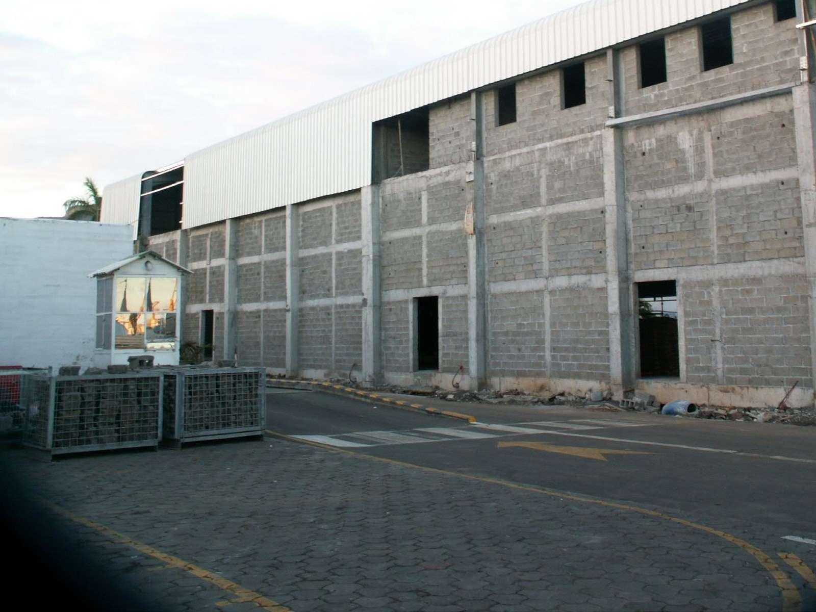 Facade usine