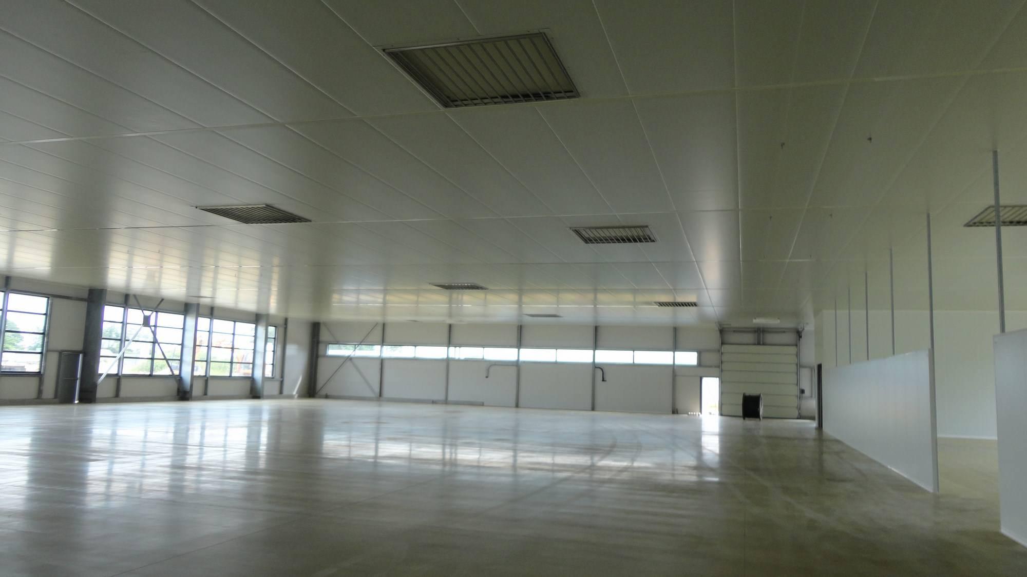 Panneaux plafonds